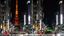 Earth Hour 2021 | Japan, Tokio