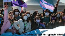 Türkei | Frauenrechte | Proteste in Istanbul