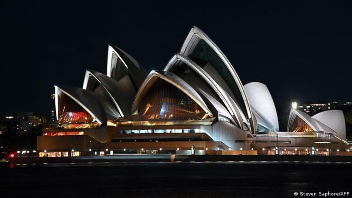 Sydneys Opernhaus