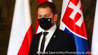 Премьер-министр Словакии Игор Матович
