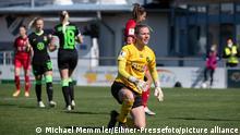 Fußball | Frauen-Bundesliga | SC Sand - VfL Wolfsburg | Jasmin Pal