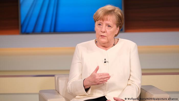Foto de Angela Merkel
