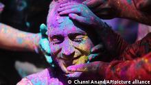 BdTD Indien Holi Festival
