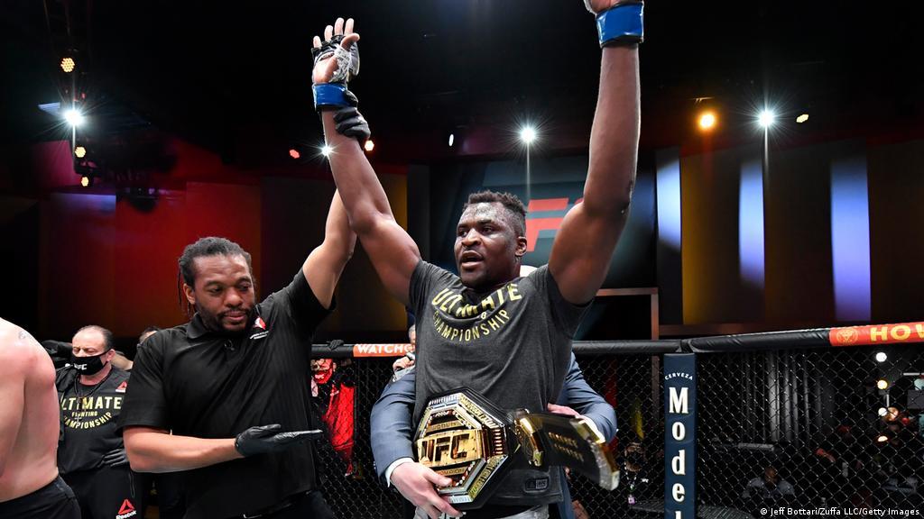 Suivez les combats de MMA de l'UFC en direct sur RMC Sport