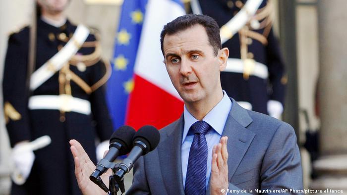بشار الأسد زار باريس عدة مرات