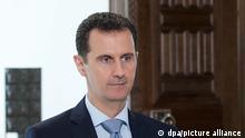 Syrien Bashar Al-Assad