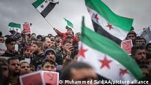 Syrien Krieg Demonstration