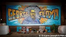 Minneapolis George Floyd Graffiti