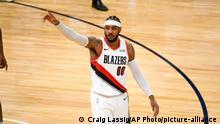 USA Minneapolis   Portland Trail Blazers   Carmelo Anthony