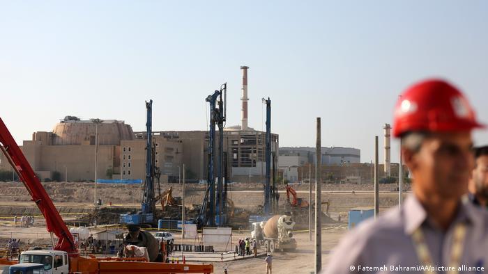 Iran Atomkraftwerk Bushehr
