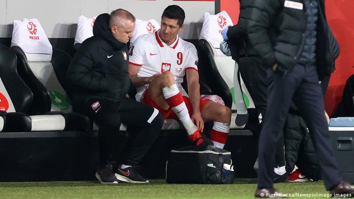 Lewandowski, baja por lesión de rodilla | Europa al día | DW | 30.03.2021
