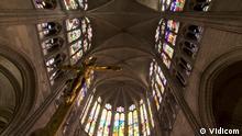 Screenshot Dokumentation Wettstreit der Kathedralen - die Gotik.