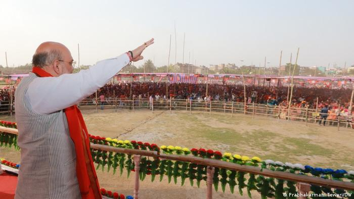 West Bengal Wahlen BJP Wahlkampf