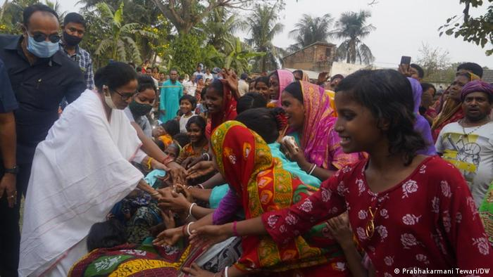 West Bengal Wahlen Wahlkampf