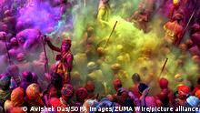 Indien | Holi-Festival