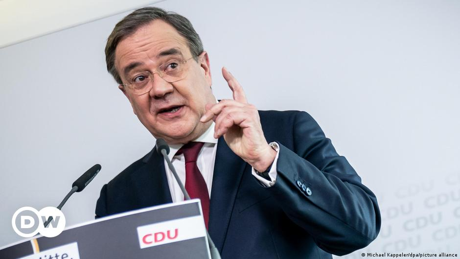 Armin Laschet: The man set to be the CDU's chancellor candidate