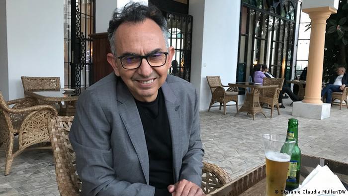المعلق السياسي جمال عميار