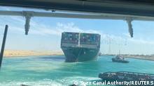 Ägypten | Suez Kanal - Ever Given