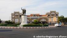 Senegal | Bahnhof in Dakar