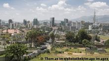 Äthiopien | Stadtansicht von Addis Abeba