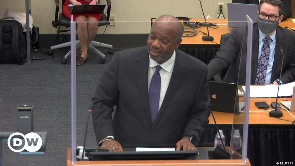 Floyd davasında savcı jüriye hitap etti