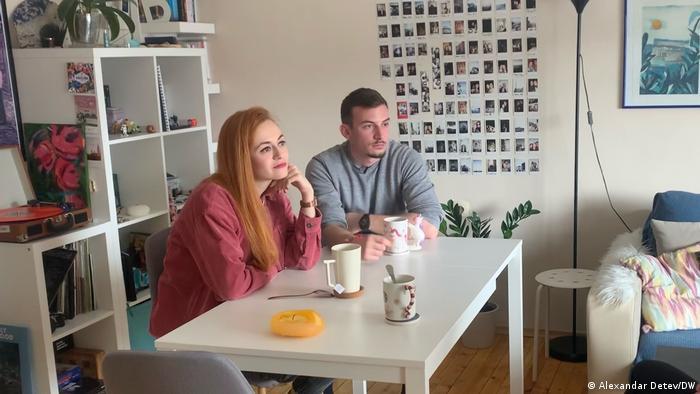 Iva Ţenkova şi Atanas Tersiev