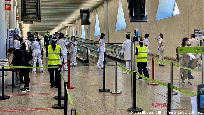 Aeroportul din Palma pregătit pentru turişti
