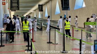 Αυστηροί έλεγχοι στο αεροδρόμιο της Πάλμας