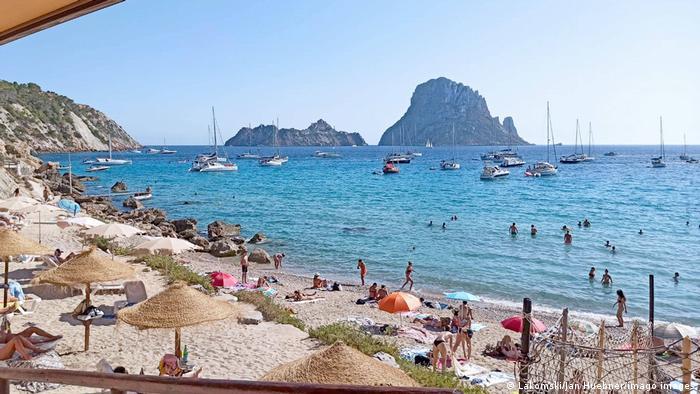 Spanien Erste Urlauber auf Mallorca eingetroffen