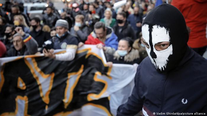 Proteste, România, anti-restricţii