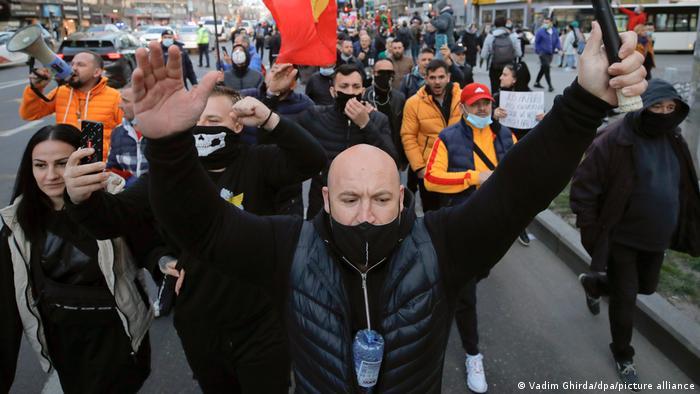 Proteste în România