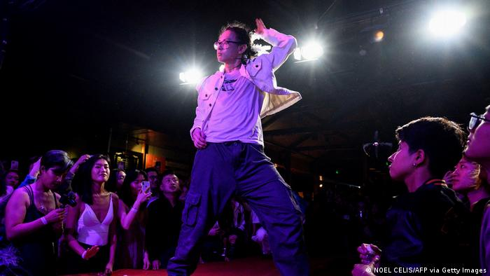 China LGBTQ Voguing Open To All