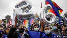 Weltspiegel 30.03.2021 | Bolivien | Kundgebung in La Paz