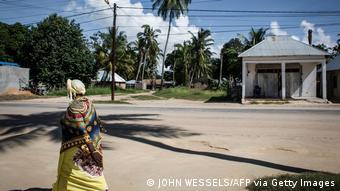 Afrika Mosambik Palma IS Islamischer Staat