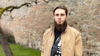Чеченский оппозиционер Мохмад Абдурахманов