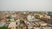 Benin Cotonou Stadtansicht