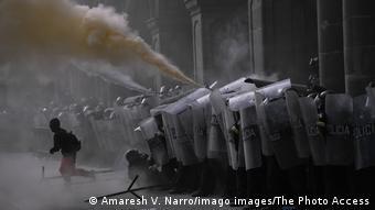 Μεξικό, αστυνομική βία