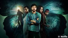 Direktor Carlos Saldanha | Invisible City | Netflix