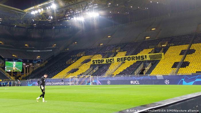 Liga šampiona: Borussia Dortmund - FC Sevilla