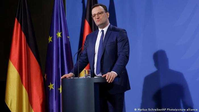 Ministrul federal al Sănătăţii, Jens Spahn