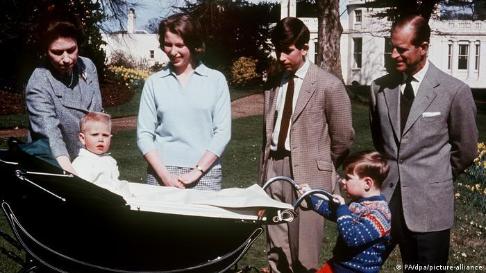 Foto de la familia real.