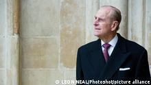 Prinz Philip Herzog Duke of Edinburgh