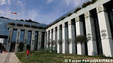 FILE PHOTO: General view of Supreme Court in Warsaw, Poland September 13, 2018. REUTERS/Kacper Pempel/File Photo