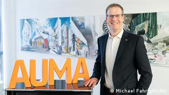 Ο πρόεδρος της Auma Κλάους Ούλριχ Γερν Χολτμάιερ