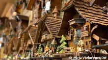 Deutschland Größte Kuckucksuhr der Welt in Triberg