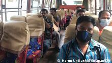 Bangladesch | Coronavirus |Öffentlicher Nahverkehr in Dhaka