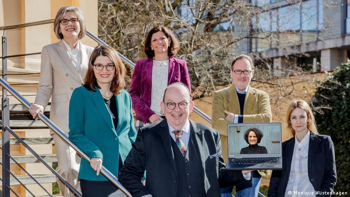 Die Jury des Deutschen Sachbuchpreises