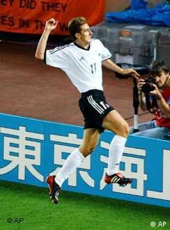 AS Roma quer o artilheiro Miroslav Klose em seu time