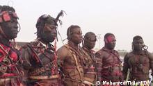 Afrika Warum Wrestling um ein Schwert Nigers Königsdiszipin ist