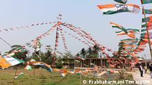Indien   Westbengalen Regionalwahlen   Wahlkampagnen